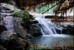 Израиль. Каскад водопадов