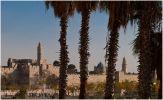 Иерусалим. Стены и башни Старого города
