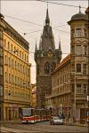 Прага. Колокольня