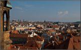 Прага. С ратушной башни