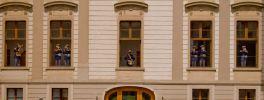 Прага. Развод по-чешски (развод караула)