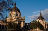 Будапешт. Купальни имени Сечени