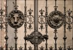 Ковка. Решетка базилики святого Иштвана. Будапешт.