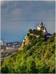 Крым. Форос. Воскресенская церковь