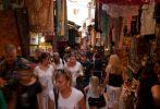 Иерусалим. На рынке