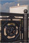 Москва. Ограждение Новоарбатского моста