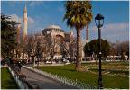 """Стамбул. Мечеть """"Айя София"""""""