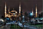 Стамбул. Мечеть султана Ахмета (Голубая мечеть)