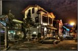 Стамбул. Улочка в районе Султанахмет