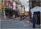 Стамбул. Улица в районе Султанахмет