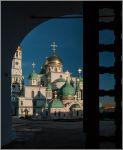 Истра. В Новоиерусалимском монастыре
