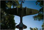 Истра. Памятник самолету-штурмовику Ил-2