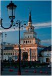 Москва. Казанский вокзал. Архитектор Щусев, 1926 год.