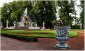 Санкт-Петербург. Летний сад. Коронный фонтан