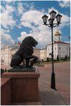 Витебск. Ольгинская церковь. Лев