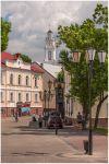 Витебск. Улица Толстого, до 1910 года - Подвинская.