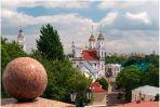 Витебск. Воскресенская церковь (2008) и ратуша