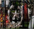 Москва. Забор штаба ВМФ в Малом харитоньевском переулке