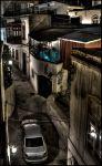Баку. Улочка в Старом городе
