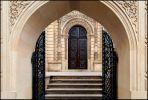 Баку. В Старом городе. Вход в мечеть
