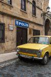 Баку. Старый город. Полицейский участок