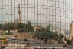 """Баку. Отражение города в зеркалах """"огненной башни"""""""