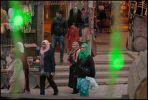 Баку. На улицах и бульварах. Туристки