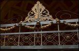 Баку. Ворота с советским литьем