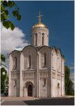 Владимир. Дмитриевская церковь