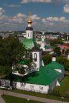 Владимир. Спасская церковь с водонапорной башни