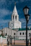 Казань. Кремль. Спасская башня