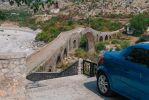 Османский мост вблизи албанского городка Мес