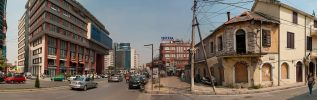 Албанский Шкодер - город контрастов