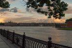 Санкт-Петербург. Вечерняя Нева