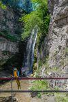 Тбилиси. Водопад в центре города