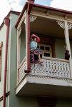 Тбилиси. На балконе...