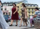 Тбилиси. Люди на улицах