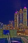 Абу-Даби. Хаос цвета