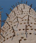 """Доха. Этнографическая """"деревня"""" Катара. Голубятня"""