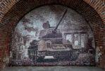 Нижний Новгород. Каждый кусочек мозаики - это фотография советского солдата