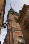 Стокгольм. Немецкая церковь