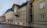Таллин. Район частных особняков