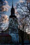 Таллин. Домский собор