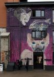 Таллин. Граффити на улице Telliskivi