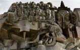 Элиста. Памятник репрессированным калмыкам